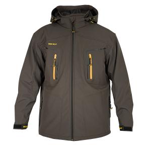 Hooded Softshell Jacket-JK-SF-983